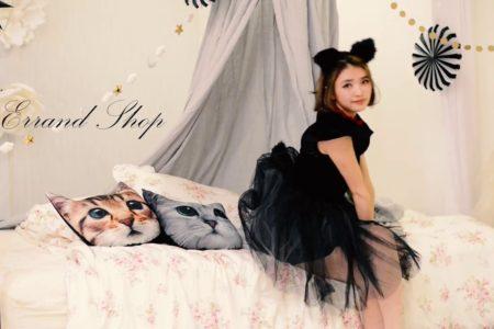 プティシャノワール 黒猫